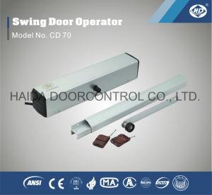 Control remoto de la puerta de oscilación automática de CD abridor operador 70