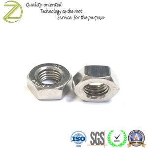Laiton en acier inoxydable aluminium personnalisé Vis et écrou