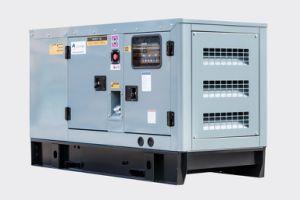 leises Dieselset des generator-100kw angeschalten durch Cummins Engine