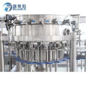 preço de fábrica garrafa pet automática máquina de enchimento de Bebidas carbonatadas