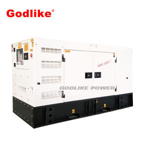 Guter schalldichter Dieselgenerator der Qualitäts60kva/48kw Cummins mit Cer ISO anerkannt