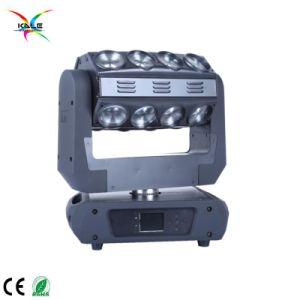 段階360のローラーのビーム4in1 RGBW 16*15W LEDビーム移動ヘッドライト