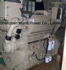 motor van de Vissersboot van de Dieselmotor van 600HP kta19-M3 Cummins de Mariene