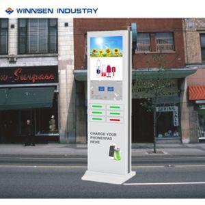 Cargador para Teléfonos móviles Teléfonos públicos de monedas de la estación de Charing