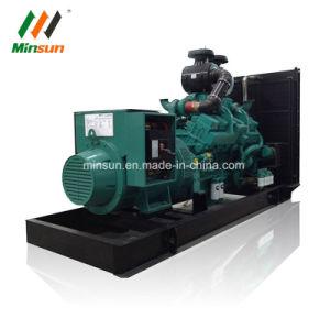 generatore elettrico del motore diesel di Volvo della centrale elettrica del generatore di 85kVA 750kVA
