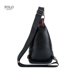 最新の人の偶然のショルダー・バッグの斜めの多目的革製バッグ