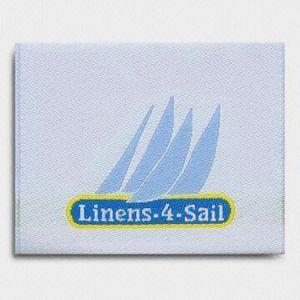 Bordados em tecido de Tamanho Grande personalizar etiquetas Etiquetas