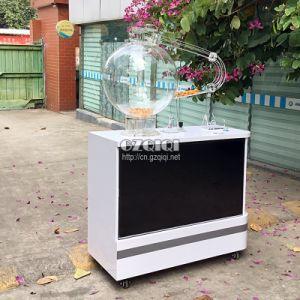 販売のためのスクリーンが付いている中国のアーケード・ゲームのビンゴ機械