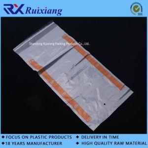 Fabricante China impreso personalizado PE Bolsa Bolsa de embalaje autoadhesivas para ropa
