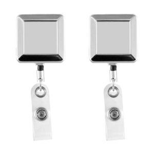 Preiswerte Halter-Zug Carabiner Abzeichen-Großhandelsbandspule des Abzeichen-Schlüsselring-/Phone/ID (006)