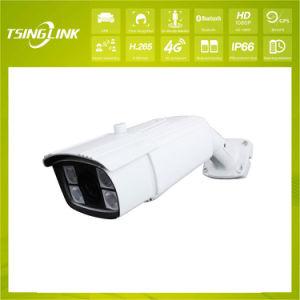 4.0 Megapixeis 4G sem fio de transmissão de vídeo Câmara Bullet de CCTV de alta definição