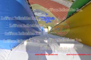 Les normes australiennes gonflables géants Diapositive de l'eau pour les adultes