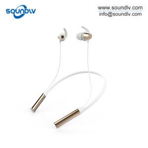 Bluetoothの実行の無線ステレオは耳EarbudsのNeckbandのヘッドホーンを遊ばす