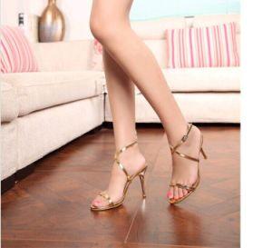 Nouveau style de haut talon Fashion femmes sandales