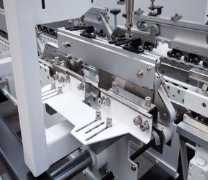 Boîte en carton ondulé automatique Machine d'encollage de pliage (GK-650GS)