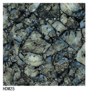 Tilesmicro-kristal de Tegel van het Porselein van de Reeks in China Hdm25 wordt gemaakt die