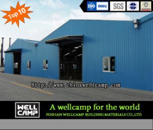Edificio de estructura de acero Modular Wellcamp