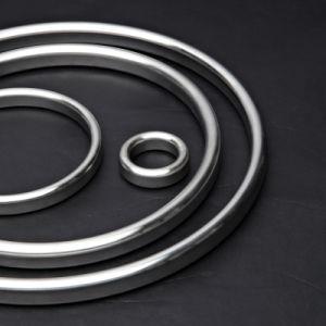 API 6A R Tipo Flange na junta do anel de vedação e a válvula