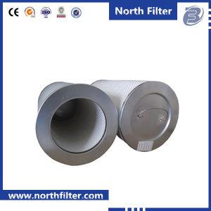 中国の製造者の産業ポリエステル円柱ろ過材