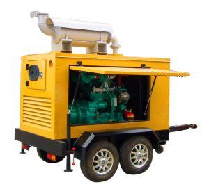 50Hz 60Hz Googolのディーゼル移動トレーラーの直巻き発電機一定20kVA-500kVA