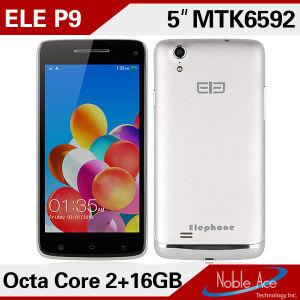 ROM Andriod Smartphone di Elephone P9 Mtk6592 Octa Core 2GB RAM 16GB