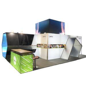 Más barato DIY Exposición Modular stand para ferias