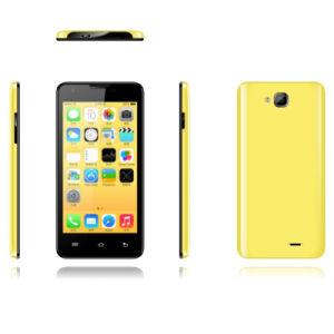 A MTK6572espessura ax com Núcleo Duplo Celular com Android Market 4.4 SO (X536)