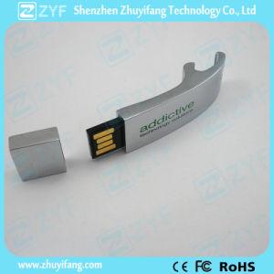 Пиво подарочный набор рационализации металлические бутылок флэш-накопитель USB (ZYF1744)
