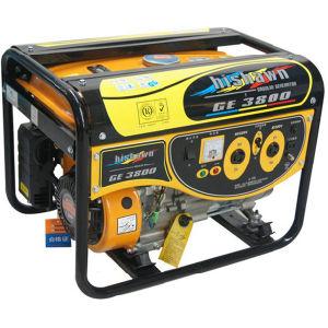 Utilisation de la famille 3kw générateur à essence