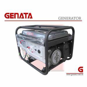 Beweglicher ruhiger Benzin-Generator (GR3600)