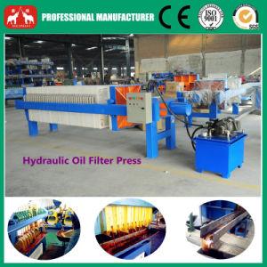 2016 растительного масла масляного фильтра гидравлической пластины нажмите машины