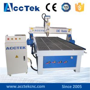 普及したCNC Ruter機械1325年中国からの広告CNCのルーター