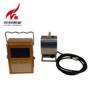 熱い販売の金属のための手持ち型の電気Numnerのマーキング機械
