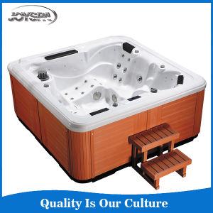 Producto de balneario Jacuzzi al aire libre del aire y bañera de masaje