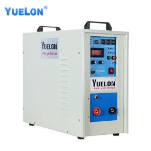 小さい部品の溶接のための高周波誘導加熱ろう付け機械