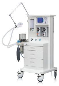 Marcação da máquina de anestesia (MJ-560B4)