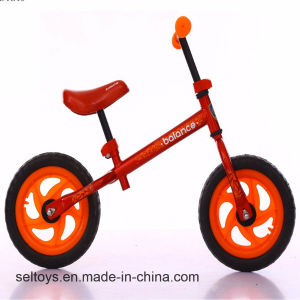 Exerciaseの歩く子供のバイクのバランスのバイク/アルミ合金のバランスをとるバイクは/最初に実行を自転車に乗る