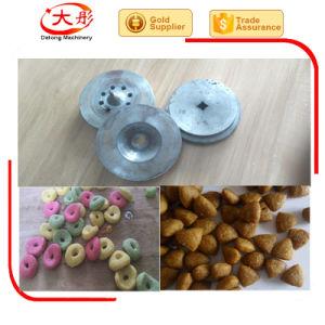 Chien de Compagnie de la machinerie de boulettes de nourriture pour chat