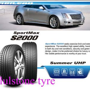 Leistung Tire Passenger Radial Car Tyre, UHP, SUV, PCR, (215/55ZR17)