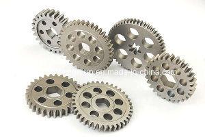 La métallurgie des poudres de pièces pour l'application de bureau