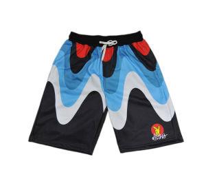 Nuovi Shorts promozionali di modo con il marchio di Customzied ed il disegno (S011)