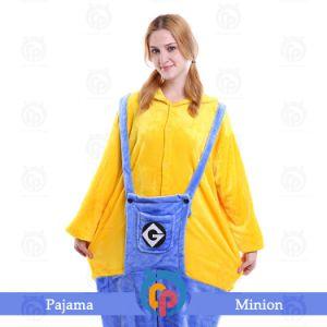 Flanella Kigurumi dei servi di Cosplay di inventario per i capretti e l'adulto