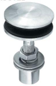 Aranha de vidro Routel do aço inoxidável (FS-01)