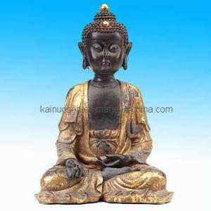 Estátua de Buda de resina para decoração