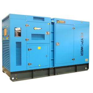 Doosan 300 Kw de puissance génératrice diesel silencieux avec Doosan moteur