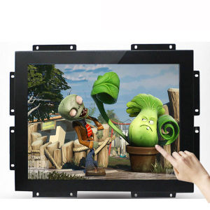 TFT LCD carrés 15 pouces écran tactile à châssis ouvert