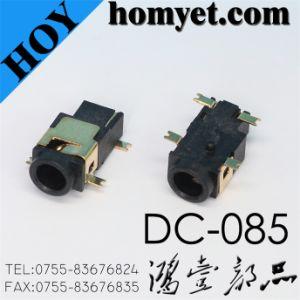 DIGITAL Products (DC-085)のための4pin SMD Type DC Powerジャック