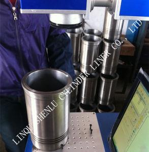 De centrifugaaldie Koker van de Cilinder van de Motoronderdelen van het Gietijzer Voor Rupsband 3406/2W6000/197-9322/7W3550 wordt gebruikt