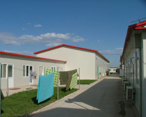 판매를 위한 Prefabricated 콘테이너 홈 이동할 수 있는 조립식 집