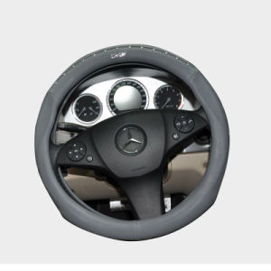 Dekking van het Stuurwiel van de Auto van pvc van het Ontwerp van de manier de Nieuwe,